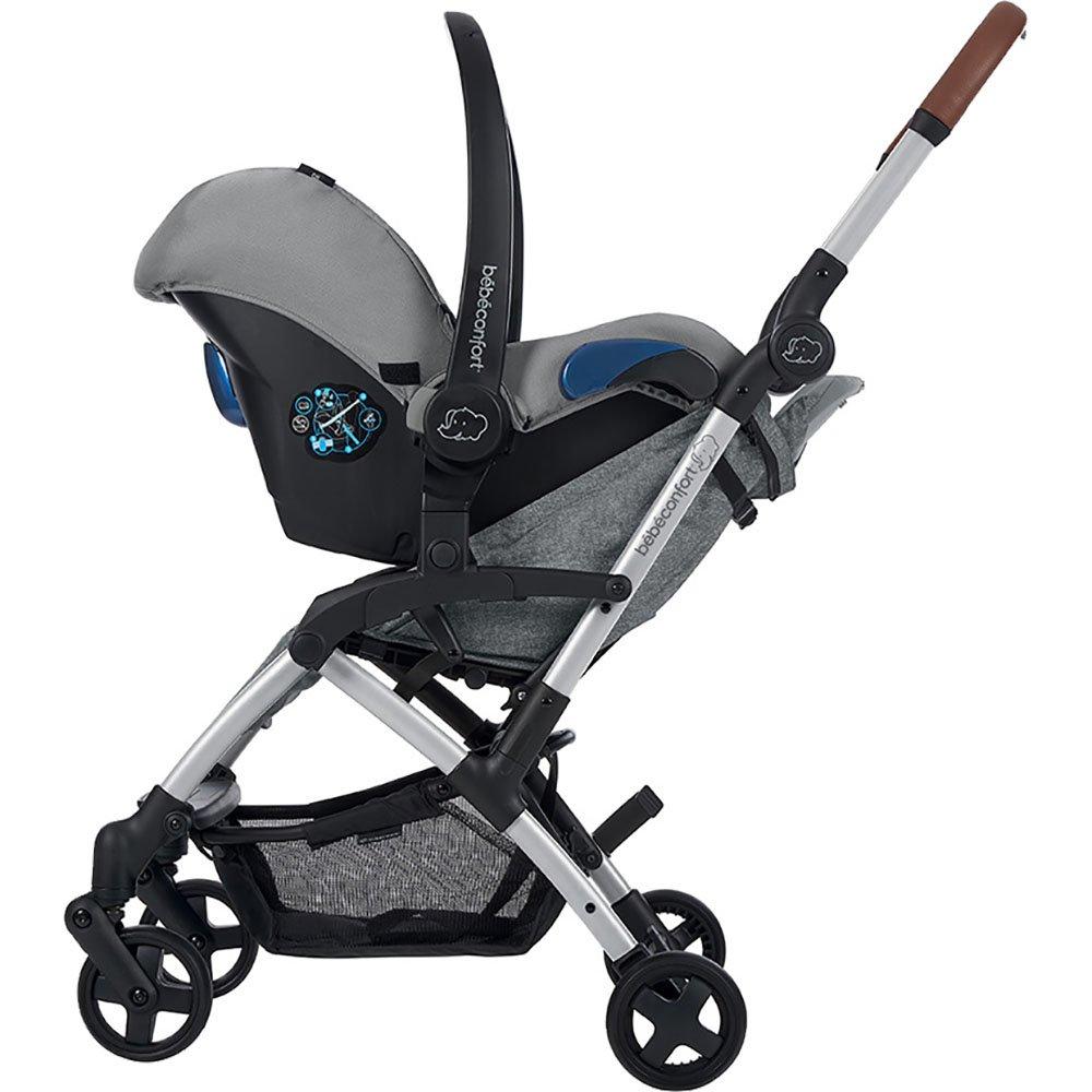 Bebe Confort Silla de paseo Trio Laika (Ovetto Citi, capazo) Nomad Grey: Amazon.es: Bebé