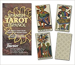Spanish Tarot Deck: Lo Scarabeo: 9780738749914: Amazon.com ...