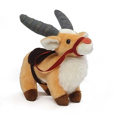 "GUND Princess Mononoke Yakul Standing Elk Stuffed Animal Plush, 8"": Toys & Games"