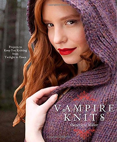 Genevieve Accessory - Vampire Knits: Projects to Keep You Knitting from Twilight to Dawn