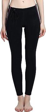 Lemorecn Women's Wetsuits Pants 1.5mm Neoprene Swimming Canoeing Pants