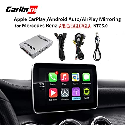 Amazon com: Carlinkit Apply CarPlay Box Car Mirrorlink