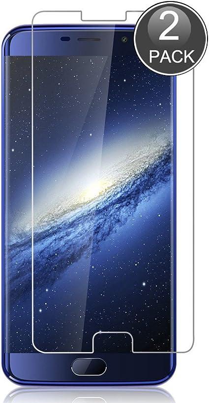 E-Hamii [2-Pack] Elephone S7 Protector de Pantalla, 0.26mm HD Anti ...
