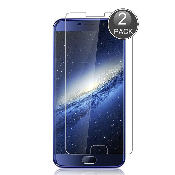1 opinioni per E-Hamii [2-Pack] Elephone S7 Protect Film, 0,26mm HD Anti-graffio e