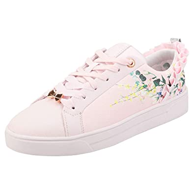 134801bb130cc Amazon.com: Ted Baker Astrna Womens Fashion Trainers in Pink - 4 UK ...