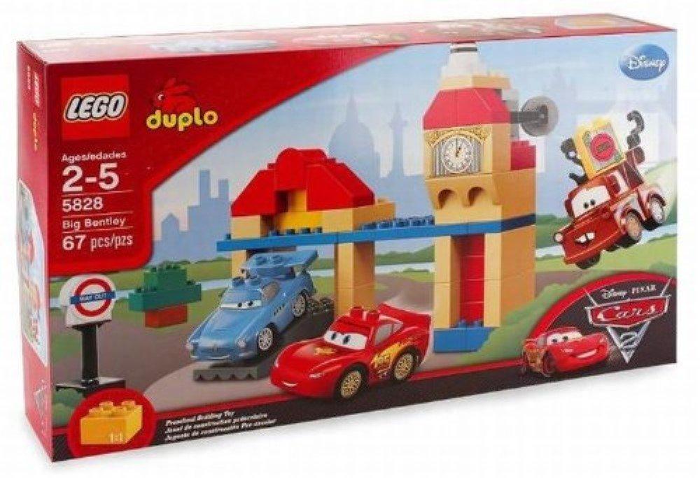 LEGO Duplo Cars 5828 - Big Bentley