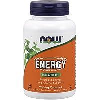 Now Energy Dietary Supplement, 90 Capsules