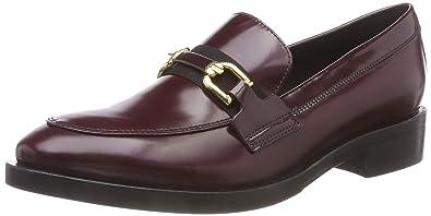 Geox loafers in bordeaux size EUR 36,5