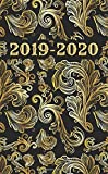 2019-2020: Two Year Monthly Pocket Size Planner V3