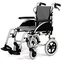 Roma Medical Orbit 1330 Deluxe Folding Lightweight Aluminium Transit Wheelchair