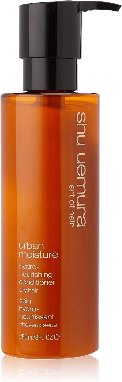 Shu Uemura Urban Moisture Hydro-Nourishing Conditioner for Unisex, 8 Ounce