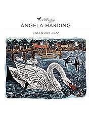 Angela Harding Wall Calendar 2022 (Art Calendar)