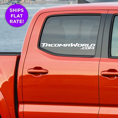 Amazon tacomaworld forums car decal sticker for fans of tacomaworld forums car decal sticker for fans of tacomaworld forums toyota tacoma junglespirit Image collections