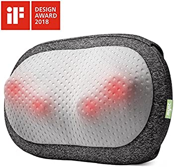 Mynt Cordless Pillow Massager with Heat