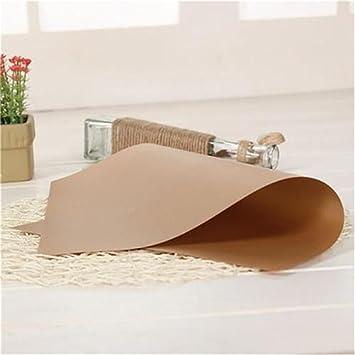 unke reutilizable repostería bandeja de papel de hornear horno de ...