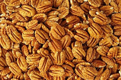 Orchard Fresh Raw Pecan Halves 3-Pound | Millican Pecan since 1888 | San Saba, Texas ()