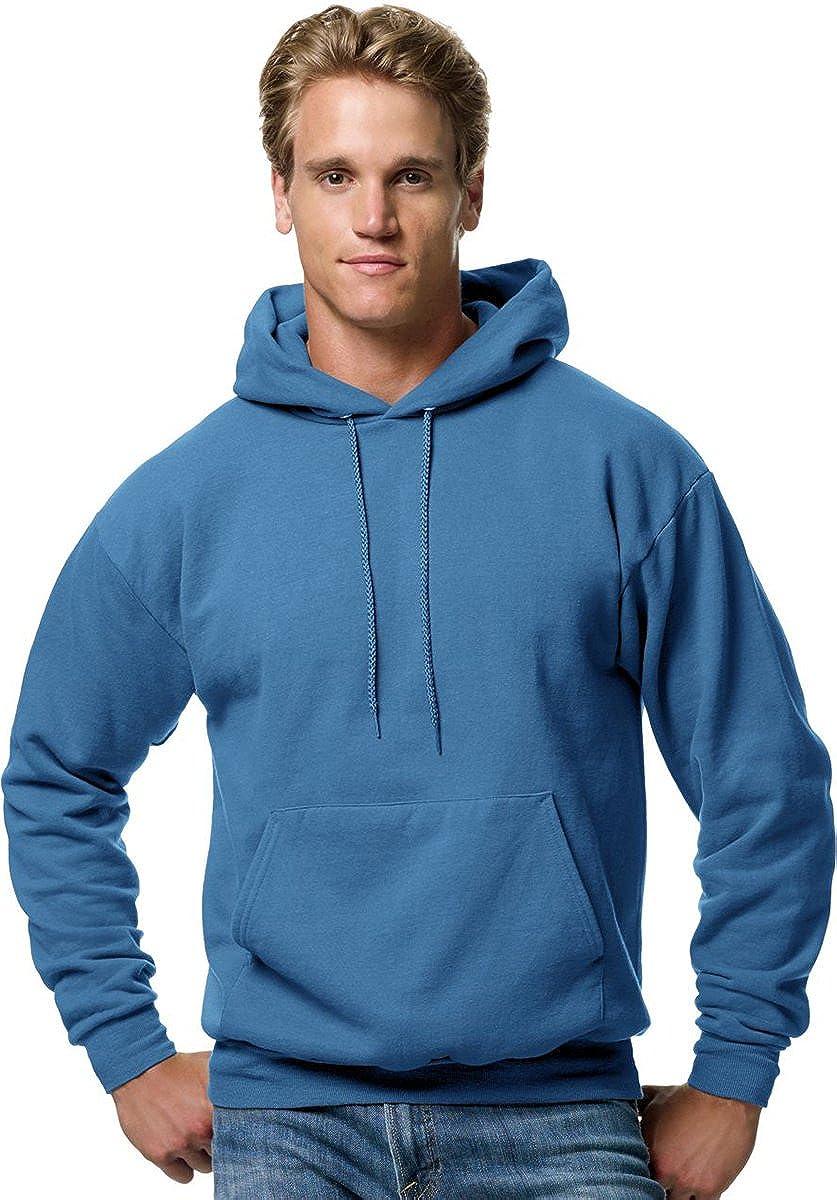 6fdbab2ec6b Hanes Men s ComfortBlend EcoSmart Pullover Hoodie Sweatshirt  Amazon.ca   Clothing   Accessories