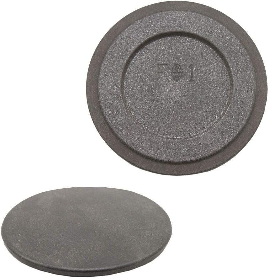OEM 316271904 Range Surface Burner Cap Genuine Original Equipment Manufacturer Part Black
