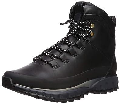 Cole Haan Men s Zerogrand Explore All Terrain Hiker Waterproof Hiking Boot  Black Magnet 7 M a8027ed64