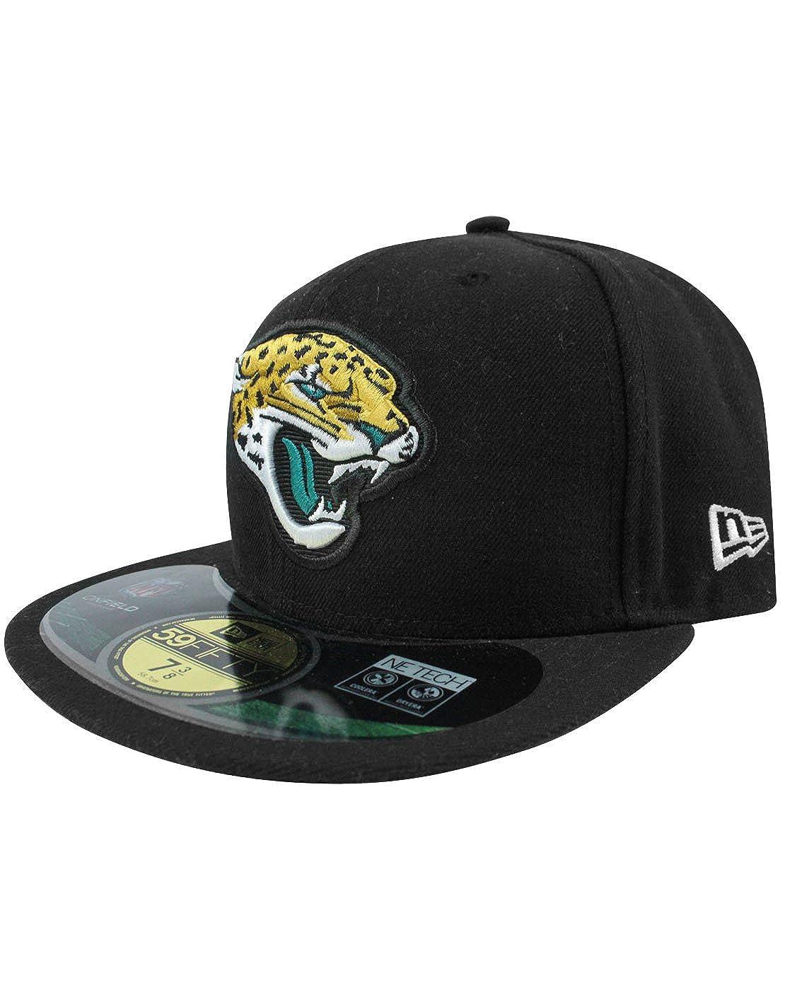 Amazon.com  New Era 59Fifty NFL Jacksonville Jaguars Cap  Clothing 95f4e9c83