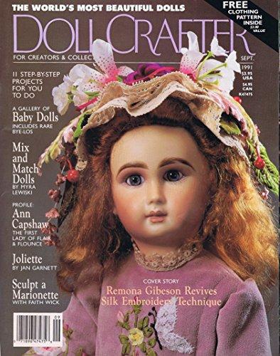 (Doll Crafter Magazine September 1991)
