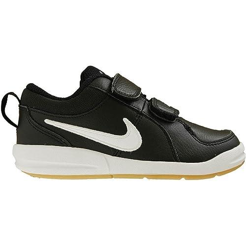 Nike Pico 4 (PSV), Zapatillas de Tenis para Niños, Negro (Black/White-Gum Light Brown 023), 27.5 EU: Amazon.es: Zapatos y complementos