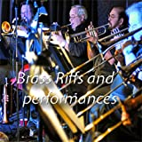 Brass Riffs & Performances - Large Unique 24bit WAVEs Multi-Layer Studio Samples Production Library on DVD or download.