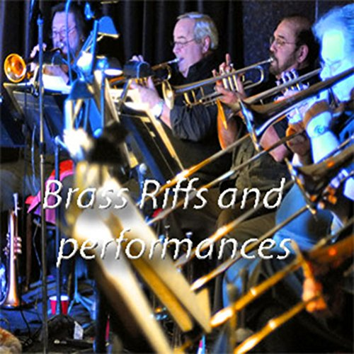 Brass Riffs & Performances - Large Unique 24bit WAVEs Multi-Layer Studio Samples Production Library on DVD or download. by SoundLoad