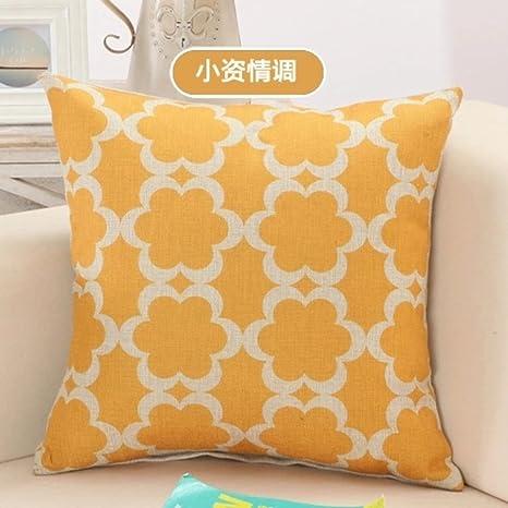 Más colores Almohada estilo minimalista moderno PP algodón ...