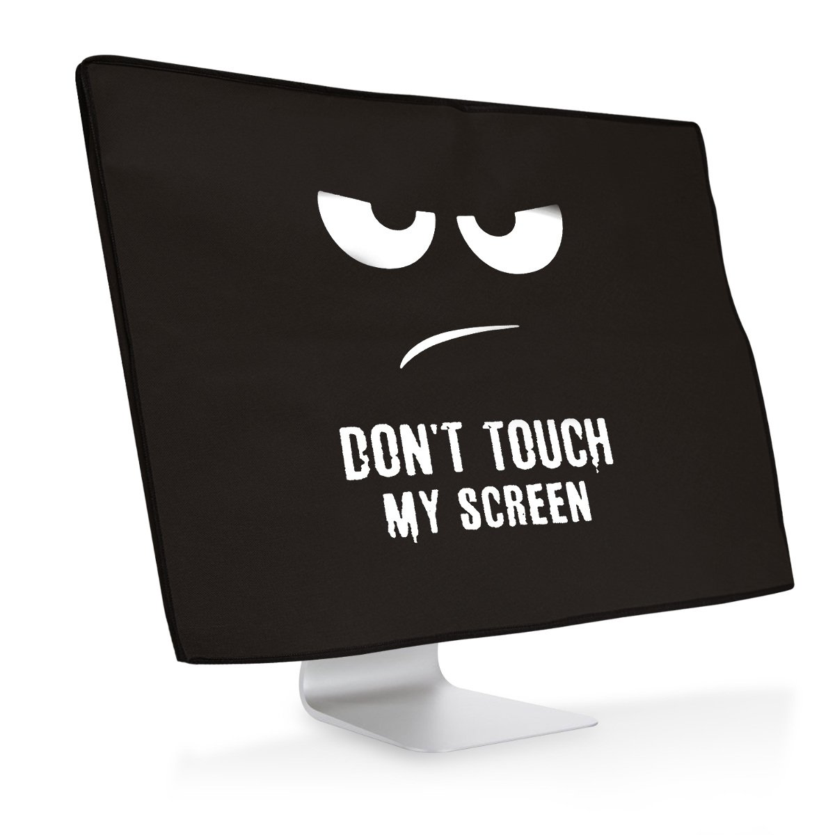 kwmobile 20-22 monitore Cover - protezione per monitor antipolvere per schermo PC - Custodia protettiva per 20-22 monitore KW-Commerce 42628.17_m000836