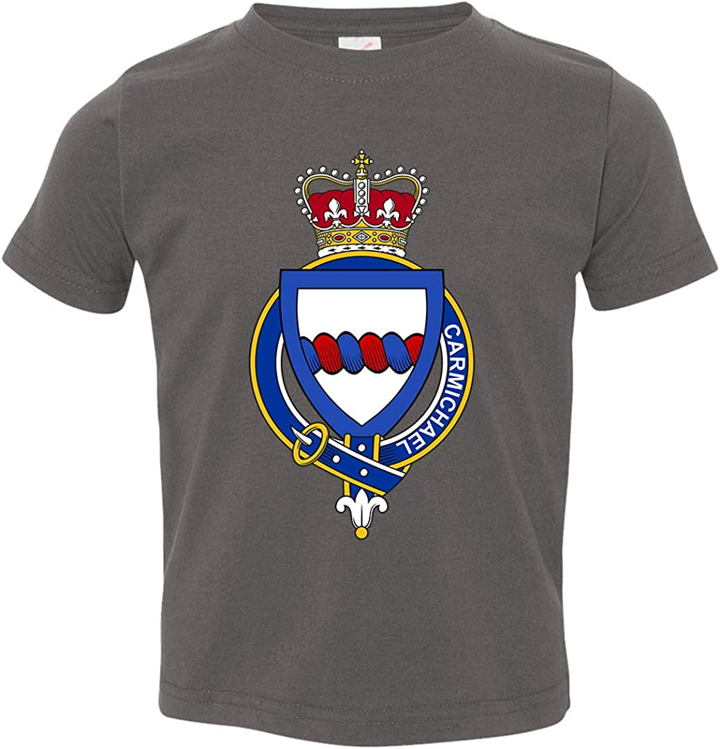 Tenacitee Babys Scottish Garter Family Carmichael Shirt
