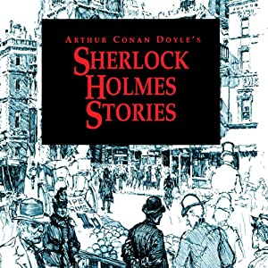 Sherlock Holmes Stories: 'The Red-Headed League' and 'The Final Problem' Audiobook