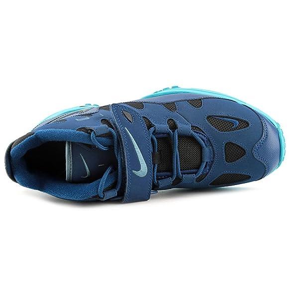 Amazon.com | Nike MenS Air Turf Raider Running Shoes, Blue, 13 M US | Track & Field & Cross Country