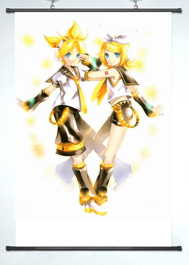 "008 Hatsune Miku Vocaloid Music Anime Game 16/""x13/"" Poster"