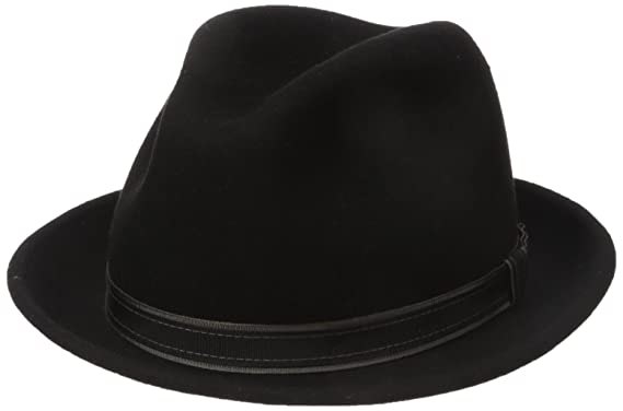 842b2b931df8e Country Gentleman Men Clooney Fedora at Amazon Men s Clothing store