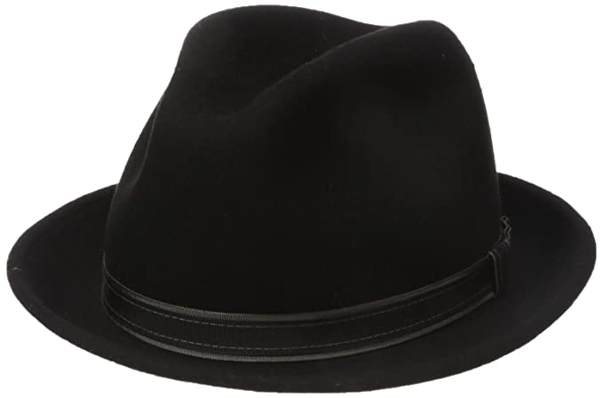 62a90dbbe58 Country Gentleman Men Clooney Fedora at Amazon Men s Clothing store