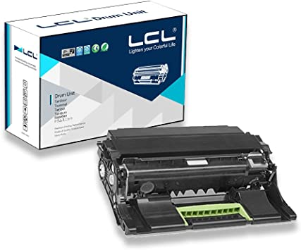 Lexmark 50F0Z00 500Z MS//MX 310 410 510 610 Imaging Drum Unit Black in Retail Packaging