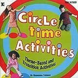 KIMBO EDUCATIONAL CIRCLE TIME ACTIVITIES CD (Set of 3)