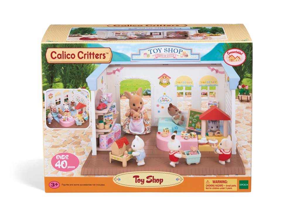 Calico Critters Toy Shop International Playthings CC1463