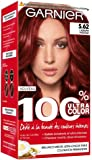 Garnier - 100% Ultra Color - Coloration permanente Rouge