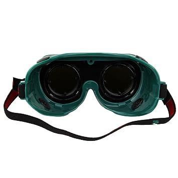 Gafas MEI Gafas De Soldar Soldadura Por Arco Soldadura Por Arco Soldadura Por Arco Gafas Antiparras Tamaño Del Producto: 7.9 * 2.6in: Amazon.es: Deportes y ...