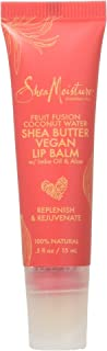 product image for Shea Moisture Fruit Fusion Coconut Water Butter Lip Balm Care for Unisex, 0.5 Ounce