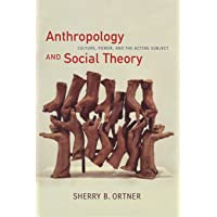 Anthropology and Social Theory: Culture, Power, and the Acting Subject (a John Hope Franklin Center Book) by Sherry B. Ortner (2006-11-30)