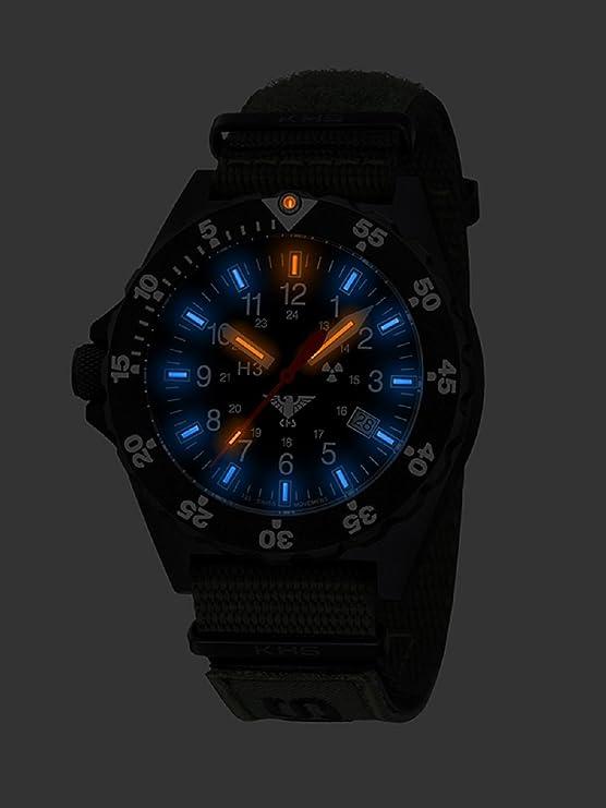 Uhren Herrenuhr Khs sh Shooter nxto1 Khs yOnNv80mw