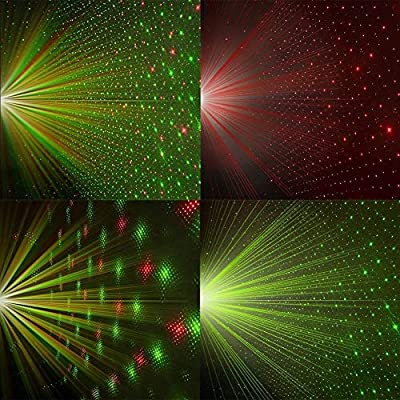 winwintom Christmas Proyector impermeable Proyector navidad Luces ...