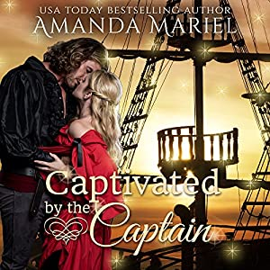 Captivated by the Captain Audiobook