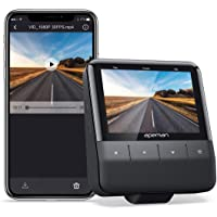 $79 » APEMAN Wi-Fi Dash Cam with App, 1080P Full HD Car Camera Sony Starvis Sensor, IPS…