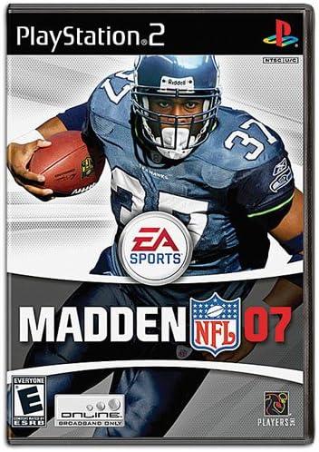 Amazon com: Madden NFL 07 - Xbox 360: Artist Not Provided