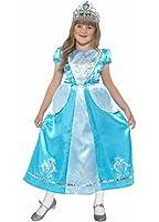 ClickJunkie Motif Elsa de La Reine des neiges Déguisement-Diadème Couronne & Costume pour enfant