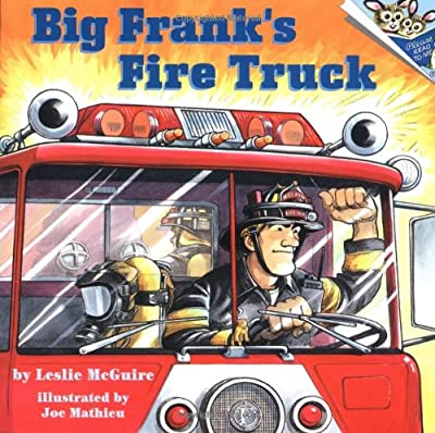 Big Franks Fire Truck Picturebackr from Random House Books for Young Readers